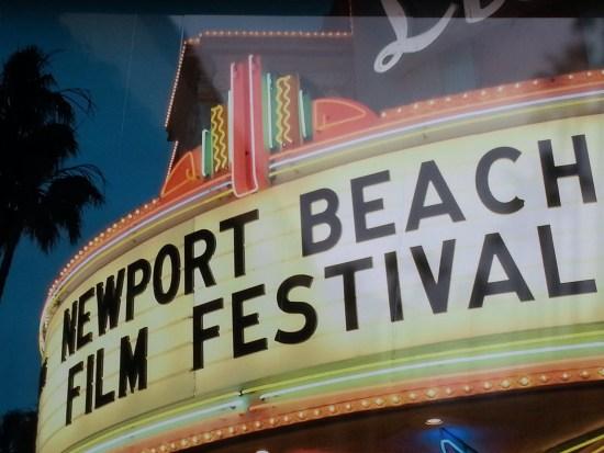 Newport Beach Film Festival by SouthOC Beaches.com