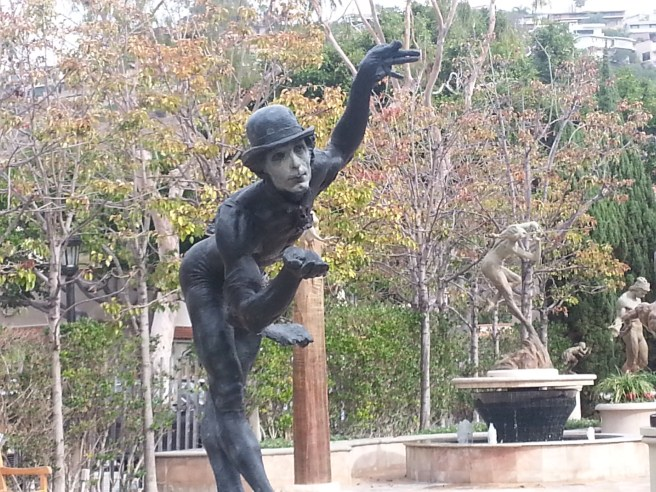 Laguna Beach Art in Public Places by SouthOCBeaches.com