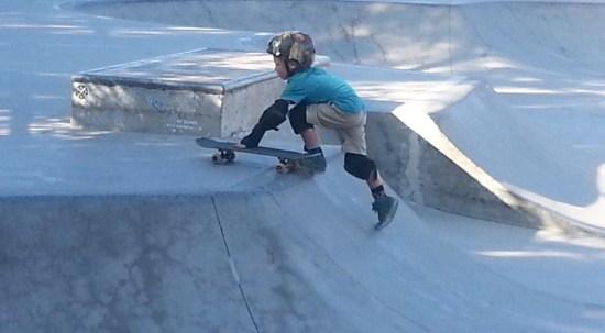 skateboarding by southocbeaches.com
