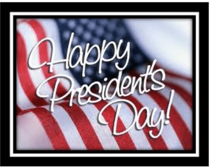 Happy President's Day by City of San Clemente