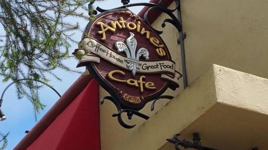 antoine's Cafe courtesy of antoine's cafe