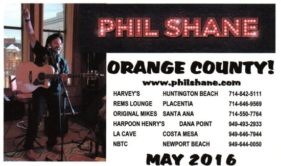 phil shane orange county may 2016