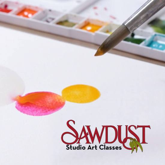 Sawdust Art Festival Studio Art Class