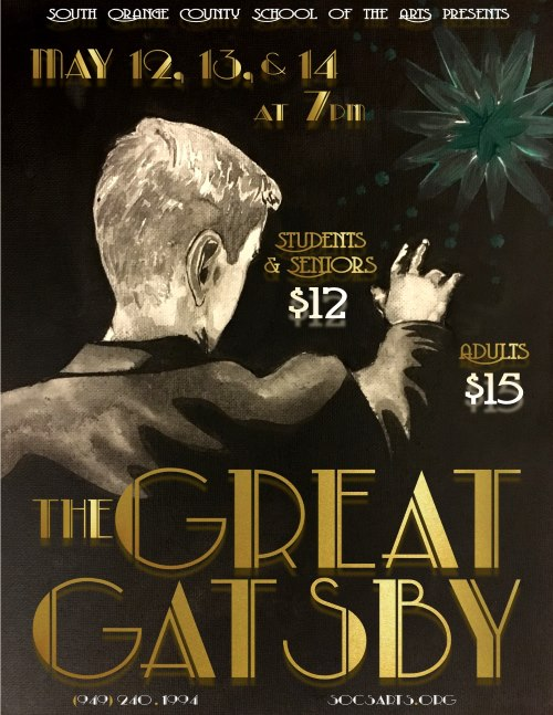SOCSA The Great Gatsby May 2016