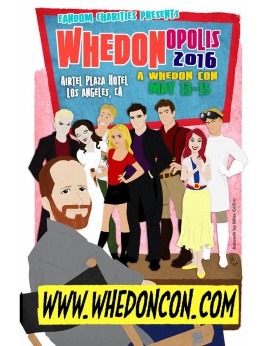 Whedoncon.com 2016
