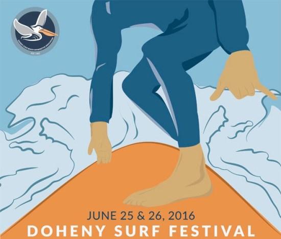 Doheny Surf Festival June 25 & 16 2016