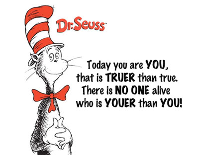 Image Courtesy of Dr. Seuss