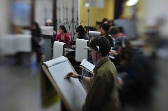Image Courtesy Of Laguna College of Art + Design
