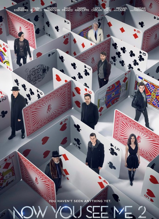 Now You See Me 2 Courtesy of LionsGate.com