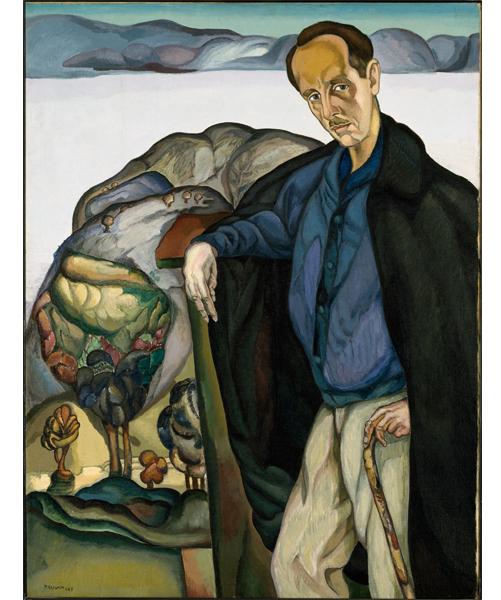 Peter Krasnow Edward Heny Weston 1925 national Portrait Gallery, Smithsonian Institution