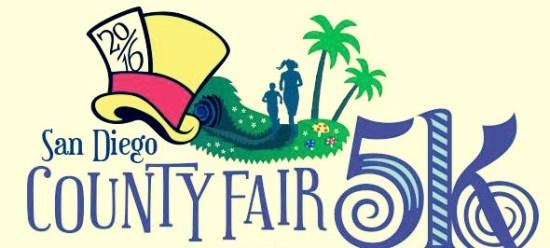 San Diego County Fair 5 K 2016