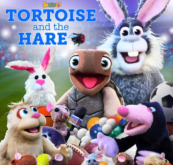 Swazzle Tortoise and the Hare