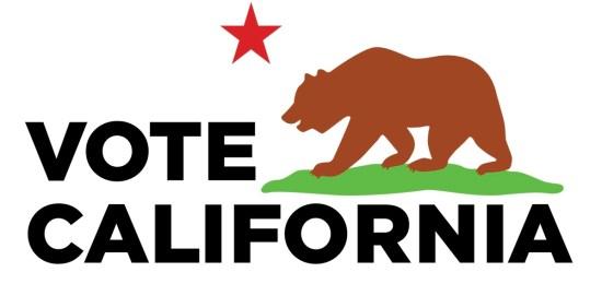 vote california by www.registertovote.ca.gov