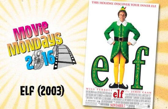 Elf Movie Monday July 25 2016 Courtesy of SCFTA.org