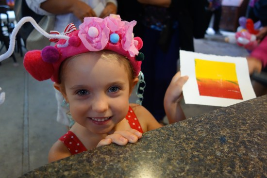 Festival of the Arts Family Art Day July 16 2016