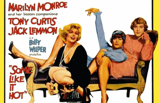 Some Like It Hot Courtesy of mgm.com