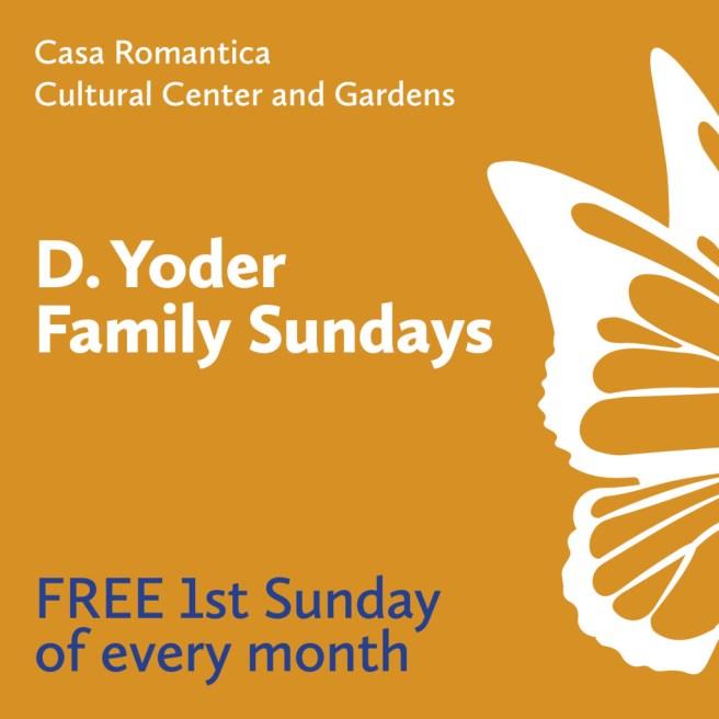 San Clemente Casa Romantica Family Sundays