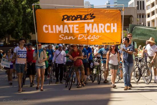 People's Climate March San Diego April 29 2017