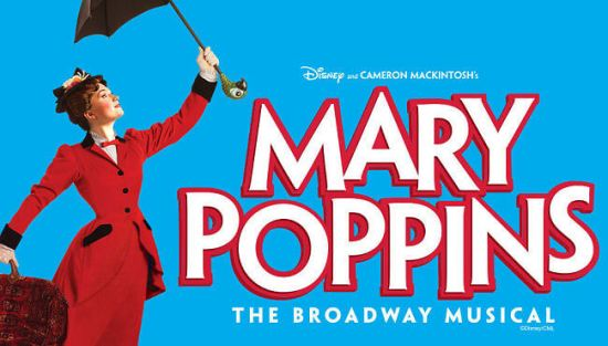 San Clemente High School Mary Poppins April 2017