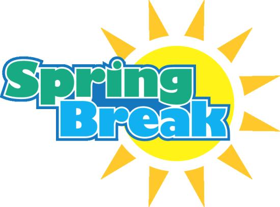 spring break Courtesy of capousd.ca.schoolloop.com