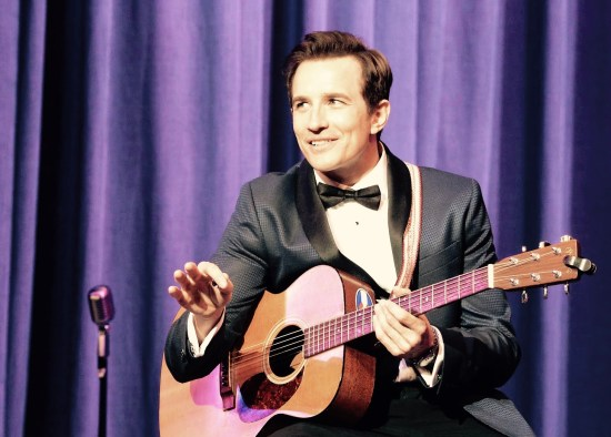 King of the Road: The Roger Miller Story Courtesy of LagunaPlayhouse.com