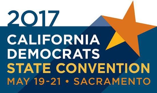 California Democrats State Convention May 2017