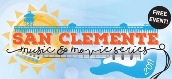 San Clemente Music & Movie Series 2017
