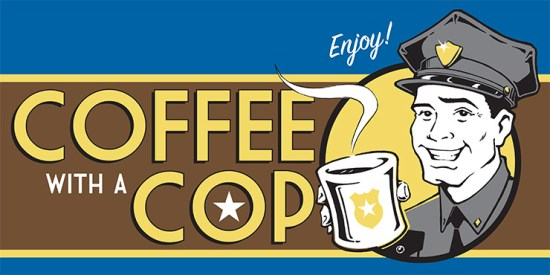 Coffee with A Cop PSA