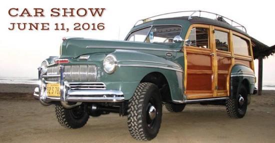 San Clemente Car Show June 11 2017