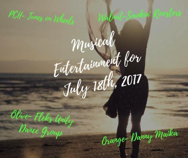 Huntington Beach Surf City Nights Music Lineup July 18 2017