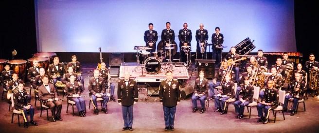 300th Army Band Courtesy of ocpl.org
