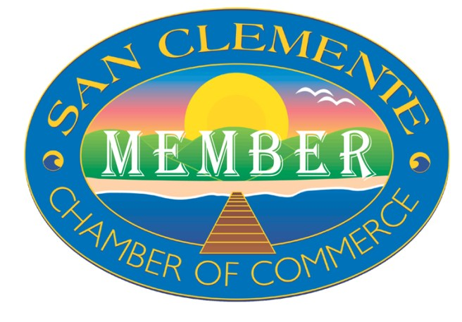 San Clemente Chamber of Commerce Logo