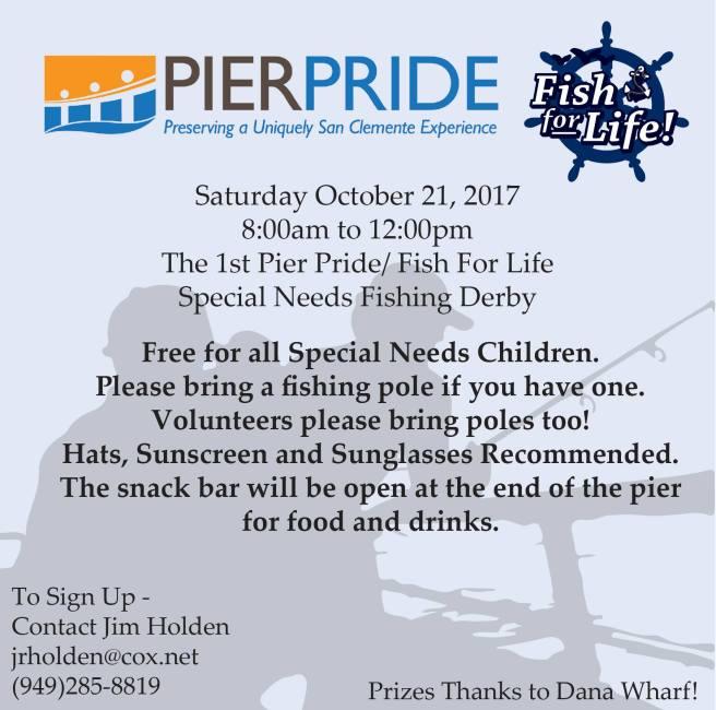 San Clemente Pier Pride 10-21-17
