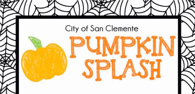 San Clemente Pumpkin Splash October 30 2017