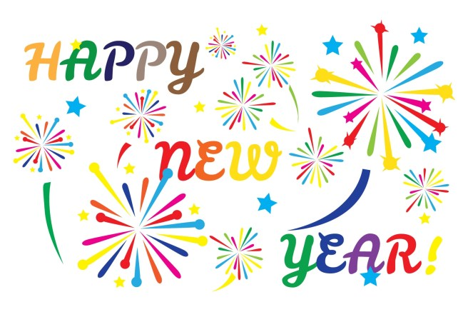 Happy New Year Free Use