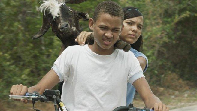 Bad Lucky Goat Courtesy of Samir Oliveros