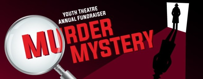 Laguna Playhouse Youth Theatre Fundraiser Murder Mystery Poisoned Pens February 3 2018
