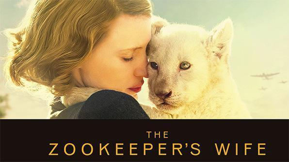 Zookeeper's Wife Courtesy of FocusFeatures.com