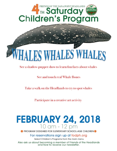 Dana Point Headlands Children's Program