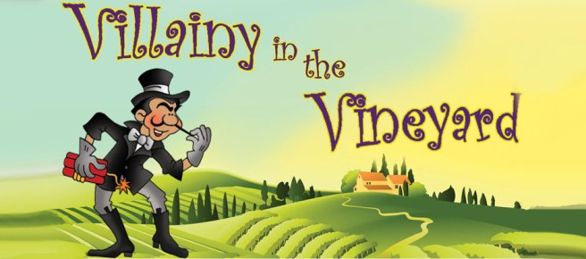 San Juan Capistrano Camino Real Playhouse Villainy in the Vineyard 2018