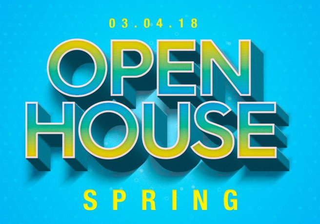 LCAD Open House March 4 2018