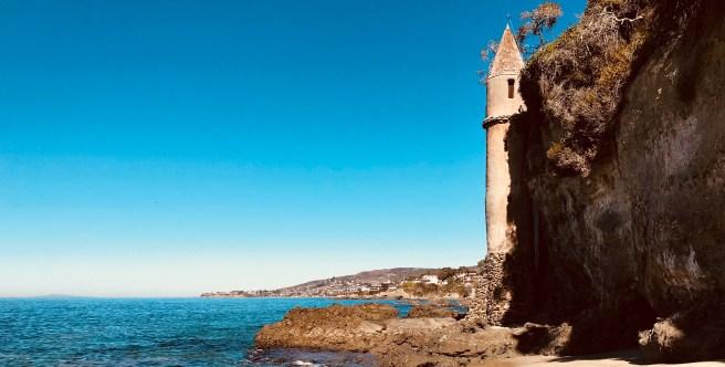 Laguna Beach Pirate Tower Courtesy of SouthOCBeaches.com