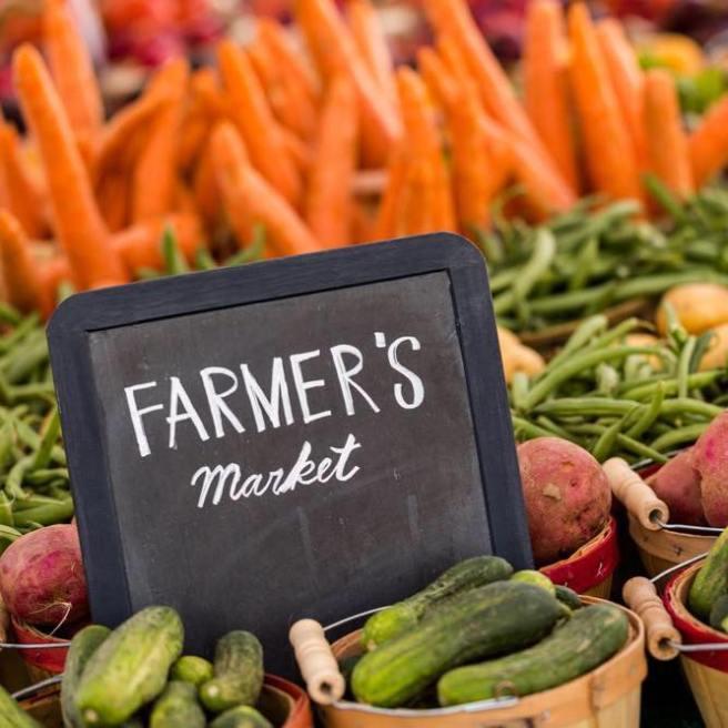 Huntingnton Beach Farmer's Market and Street Fair
