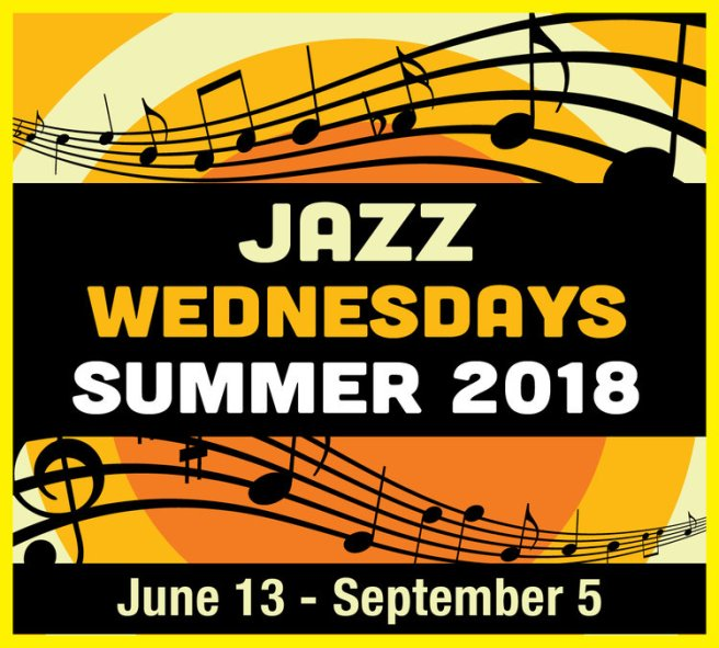 Laguna Beach Live Jazz Wednesdays Summer 2018