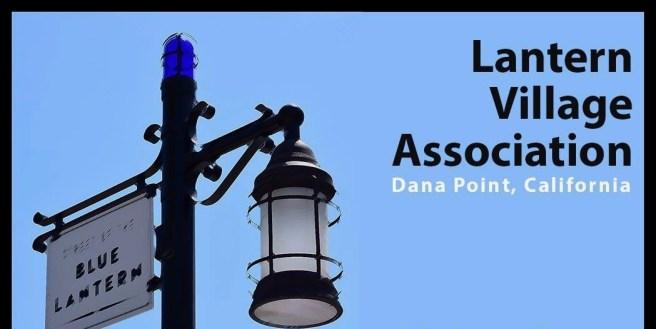 Lantern Village Association Dana Point California Logo
