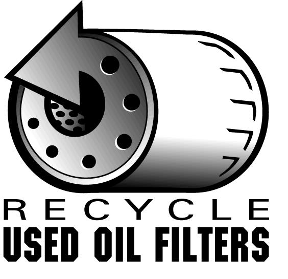 Recycle Used Oil Filers