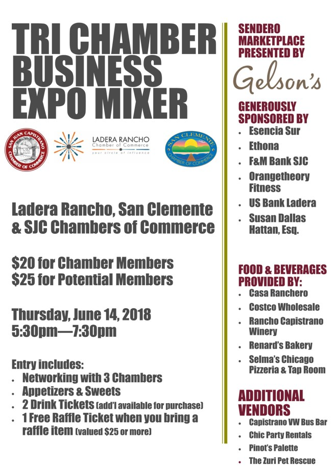Tri Chamber Mixer Thursday June 14 2018