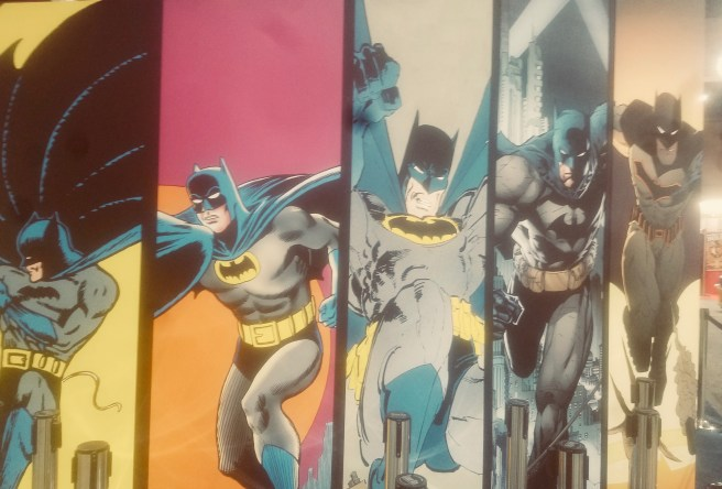 San Diego Comic Con 2018 Batman Mural Courtesy of SouthOCBeaches.com