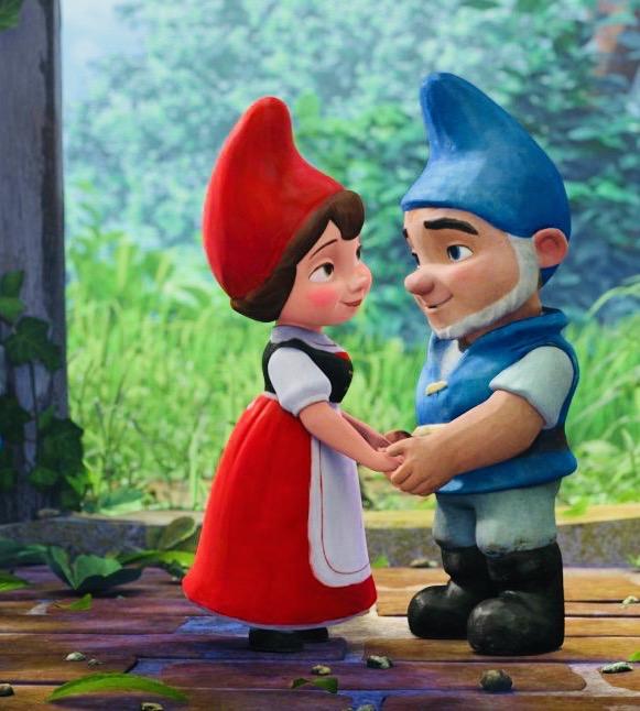 Gnomeo & Juliet Courtesy of Disney.com
