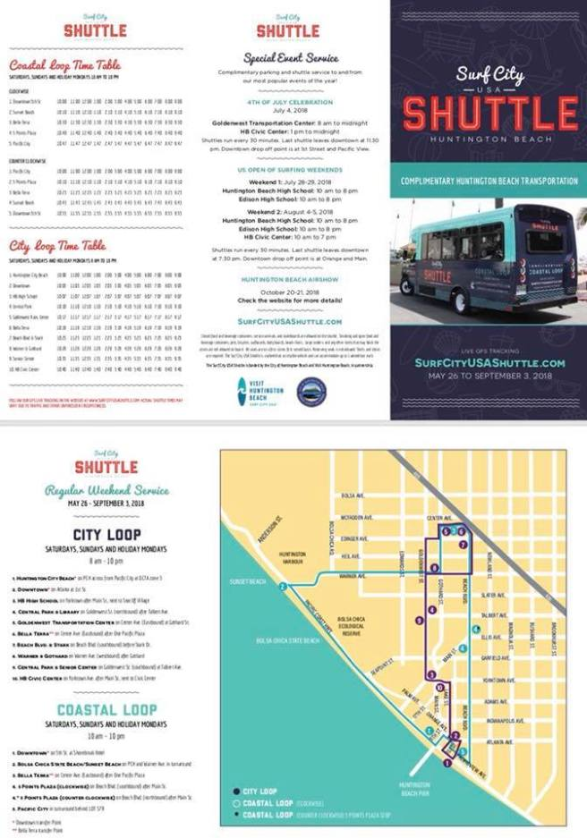 Huntington Beach Shuttle
